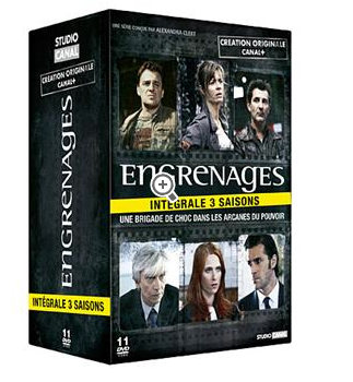 engrenages dvd