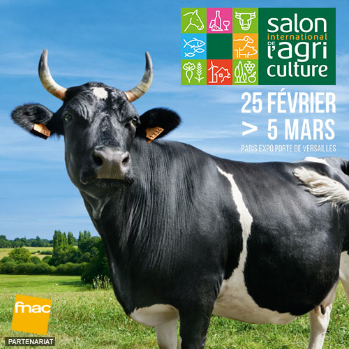 Salon de l 39 agriculture capital koala for Porte de versailles salon agriculture