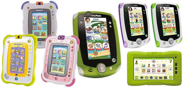Quelle tablette num rique choisir pour nos enfants capital koala - Console de jeux pour enfant ...